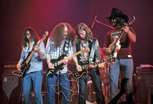 Outlaws - Mar 25, 1976 at Sam Houston Coliseum