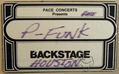 Parliament Funkadelic (P Funk) - Oct 31, 1976 at The Summit