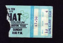 Foghat - Mar 26, 1978 at Sam Houston Coliseum