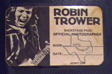 Robin Trower - Dec 9, 1976 at Sam Houston Coliseum
