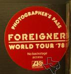 Foreigner - Sep 30, 1978 at The Summit