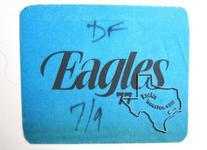 Eagles - Jul 9, 1977 at Jeppesen Stadium
