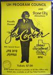 Joe Cocker - Oct 20, 1978 at Cullen Auditorium