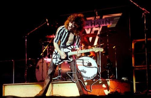Van Halen Apr 15 1978 Rockin Houston