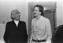 Jacques Cousteau Benefit with James Taylor - Feb 12, 1977 at Sam Houston Coliseum