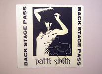 Patti Smith - Jun 24, 1978 at Cullen Auditorium