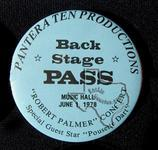 Robert Palmer - Jun 1, 1978 at Houston Music Hall