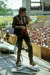 Alice Cooper - Jul 13, 1980 at Jeppesen Stadium
