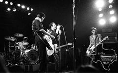 The Clash - Oct 5, 1979 at Cullen Auditorium