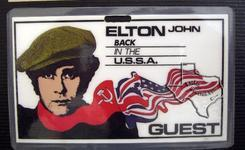 Elton John - Nov 11, 1979 at Hofheinz Pavilion