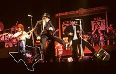 Blues Brothers - Jul 12, 1980 at Hofheinz Pavilion