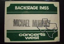 Michael Murphy - Mar 31, 1977 at Houston Music Hall