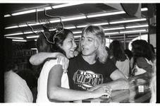 Mick Ronson - Jul 20, 1979 at Sound Warehouse