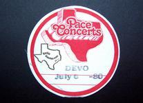 Devo - Jul 6, 1980 at Cullen Auditorium