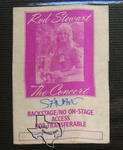 Rod Stewart (also see Faces) - Nov 27, 1977 at San Antonio, Texas