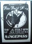 Peter, Paul and Mary - Feb 7, 1980 at Arena Theater