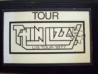 Thin Lizzy - 1977