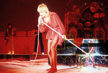 Rod Stewart (also see Faces) - Nov 26, 1977 at The Summit