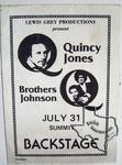 Brothers Johnson - Jul 31, 1979 at The Summit