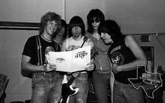 Ramones - Apr 4, 1980 at Cullen Auditorium