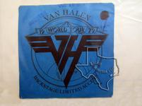 Van Halen - Jul 12, 1979 at Houston Music Hall