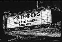 Pretenders - Sep 18, 1981 at Tower Theater