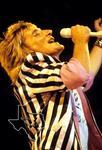 Rod Stewart - Jan 17, 1982 at Austin Special Events Center (Frank Erwin Center) Austin, Texas