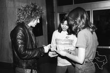 Sammy Hagar - Feb 27, 1982 at Sam Houston Coliseum
