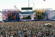 The Cotton Bowl - Dallas, Texas - Rockin Houston
