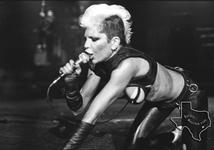 Plasmatics - Nov 25, 1981 at Cullen Auditorium