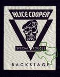 Alice Cooper - Aug 14, 1981 at New York City