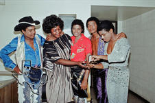 Jacksons Jackson 5 Michael Jackson Rockin Houston