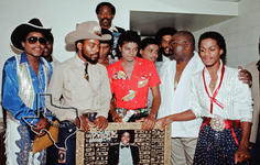 Jacksons [Jackson 5, Michael Jackson] - Jul 12, 1981 at The Summit