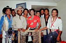 Jacksons Jackson 5 Michael Jackson Rockin Houston