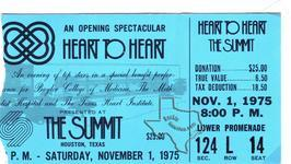 The Summit (construction and Grand Opening) - Nov 1, 1975 at The Summit