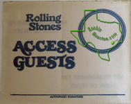 The Rolling Stones - Jun 25, 1972 at Hofheinz Pavilion