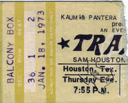 Traffic - 1973 at Sam Houston Coliseum