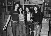 Foreigner - Sep 30, 1978 at Sound Warehouse
