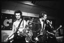 Sex Pistols - Jan 9, 1978 at Randy's Rodeo, San Antonio, Texas