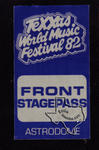 Texas World Music Festival (Texas Jam) - Houston - Jun 13, 1982 at Houston Astrodome