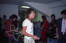 Rod Stewart - Jan 15, 1982 at Dallas Reunion Arena