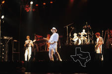 Gary Numan - Feb 17, 1982 at Cullen Auditorium