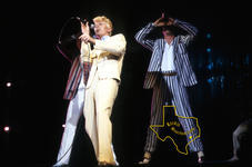 David Bowie - Aug 20, 1983 at Austin Special Events Center
