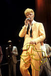 David Bowie - Aug 20, 1983 at Austin Special Events Center (Frank Erwin Center) Austin, Texas
