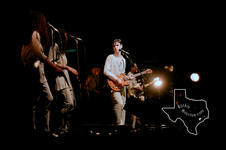Talking Heads - Oct 22, 1983 at Sam Houston Coliseum