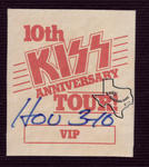 Kiss - Mar 10, 1983 at Sam Houston Coliseum
