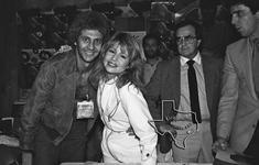 Pia Zadora - Mar 26, 1983 at Hastings Records - Galleria