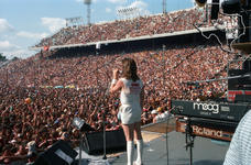 Texas World Music Festival (Texas Jam) - Dallas - Jun 18, 1983 at The Cotton Bowl - Dallas, Texas