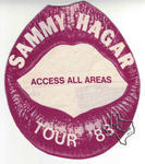 Sammy Hagar - Feb 19, 1983 at The Summit