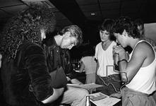 The Fixx - Jun 24, 1983 at KLOL Radio